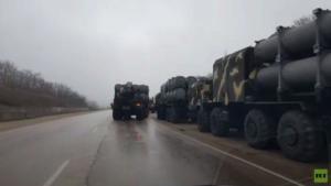 Κριμαία: Η Μόσχα γέμισε το Κερτς με πυραύλους