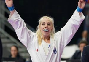 Ο… Παγκόσμιος τελικός της Ελένης Χατζηλιάδου! video