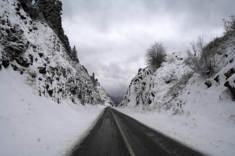 Καιρός: Live κάμερες – Δείτε που χιονίζει