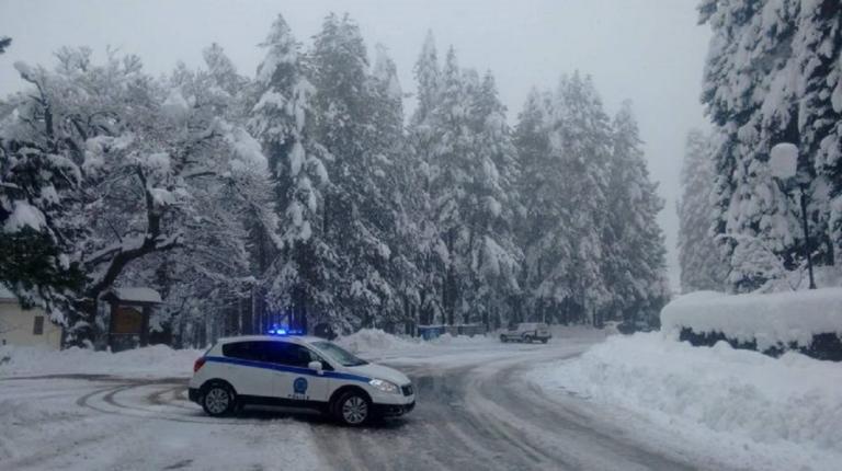 Καιρός: Χιόνια σε Κοζάνη και Τρίκαλα | Newsit.gr