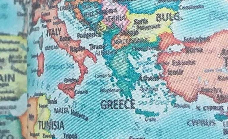 Αποσύρονται μετά το σάλο ημερολόγια της ΕΛΑΣ με τα Σκόπια ως Μακεδονία και το Ψευδοκράτος ως Β. Κύπρο! [pics]