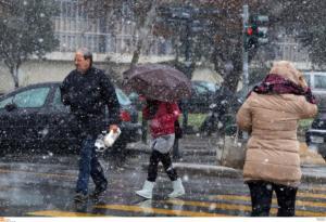 Καιρός: Βροχές, καταιγίδες, μποφόρ και χιόνια – Αναλυτική πρόγνωση