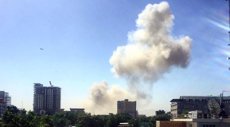 Δεκάδες νεκροί από έκρηξη σε τζαμί στο Αφγανιστάν   Newsit.gr
