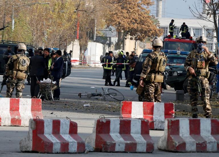 Αφγανιστάν: Νέα επίθεση καμικάζι στην Καμπούλ – Τουλάχιστον 3 νεκροί και 8 τραυματίες [pics] | Newsit.gr