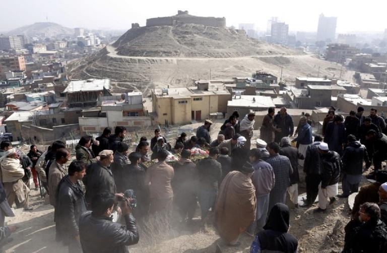 Αφγανιστάν: 23 άμαχοι νεκροί από αμερικανικό βομβαρδισμό! | Newsit.gr