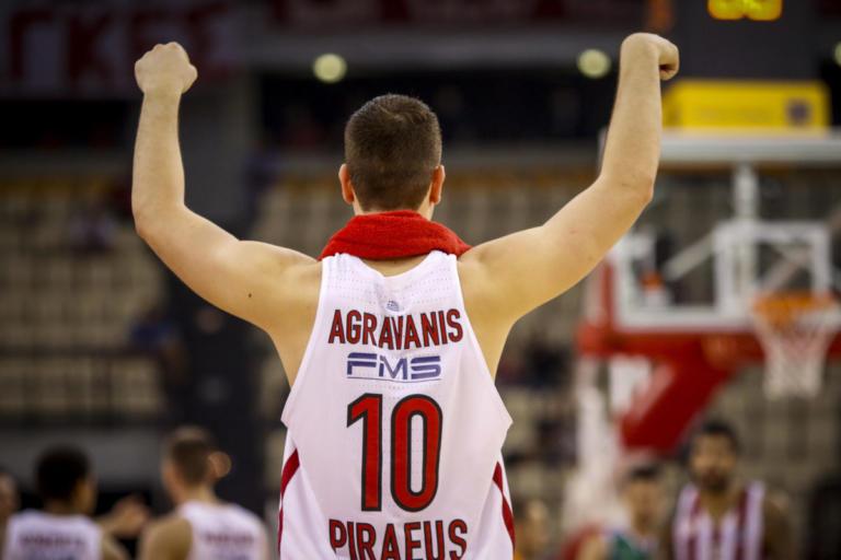 Ολυμπιακός: Η επιστροφή του Αγραβάνη! – video | Newsit.gr