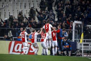 ΑΕΚ – Άγιαξ 0-2 ΤΕΛΙΚΟ: Το απόλυτο μηδέν για την Ένωση! Αποκλείστηκε και τυπικά από το Champions League