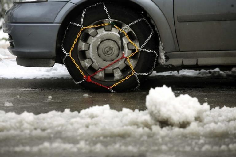 Καιρός: Κρύο που τρυπάει κόκκαλα στη Μακεδονία – Που χρειάζονται αντιολισθητικές αλυσίδες! | Newsit.gr