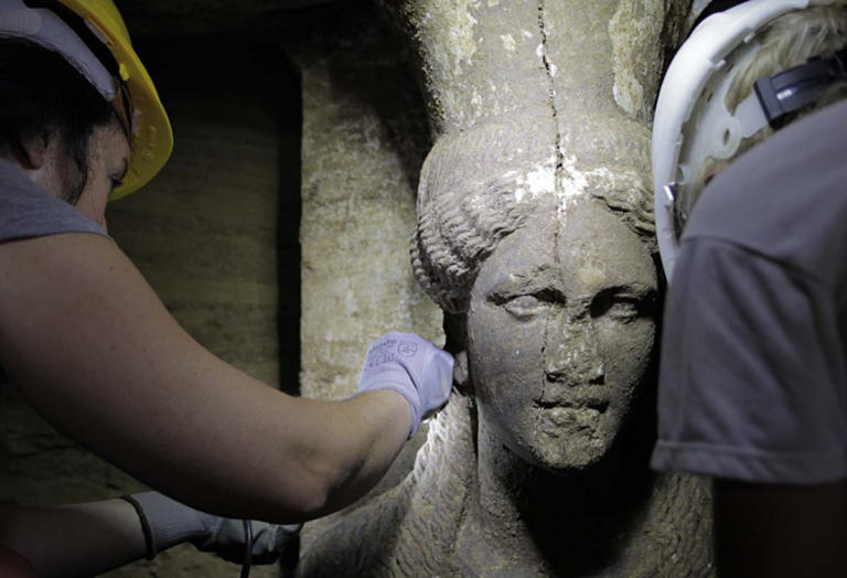 Αμφίπολη – τάφος: Πότε θα είναι επισκέψιμος ο λόφος Καστά! | Newsit.gr