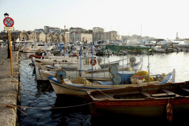 Χανιά: Αναβαθμίζεται το λιμάνι Κολυμβαρίου