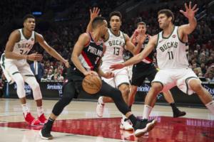 NBA: Πάλεψε ο Αντετοκούνμπο! Ήττα για Μπακς – video