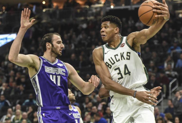 NBA: Διψήφιος ο Κουφός! Νίκη για Κινγκς – video | Newsit.gr