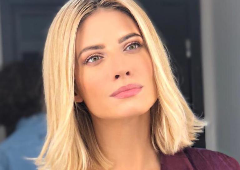 Ευαγγελία Αραβανή: «Με κατέτασσαν στην κατηγορία όμορφη ίσον γλάστρα, αλλά…» | Newsit.gr