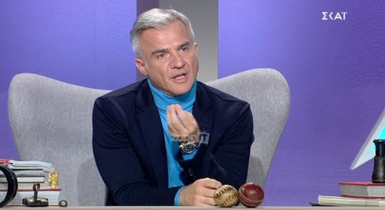 Αυστηρή κριτική από Αργυρόπουλο: «Όσο ευγενικός και να είμαι, εκνευρίζομαι…»   Newsit.gr