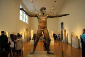 Το Εθνικό Αρχαιολογικό Μουσείο γιορτάζει τον Αυθεντικό Μαραθώνιο