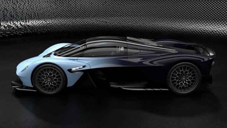 Η Aston Martin δημοσίευσε τις πρώτες επίσημες φωτογραφίες της Valkyrie | Newsit.gr