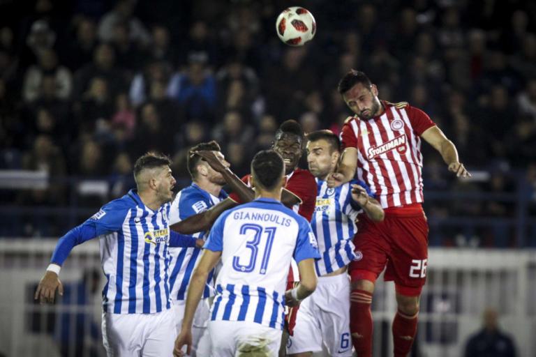 """Ατρόμητος – Ολυμπιακός 1-2 ΤΕΛΙΚΟ – Ο Βούκοβιτς """"λύτρωσε"""" τους Πειραιώτες   Newsit.gr"""