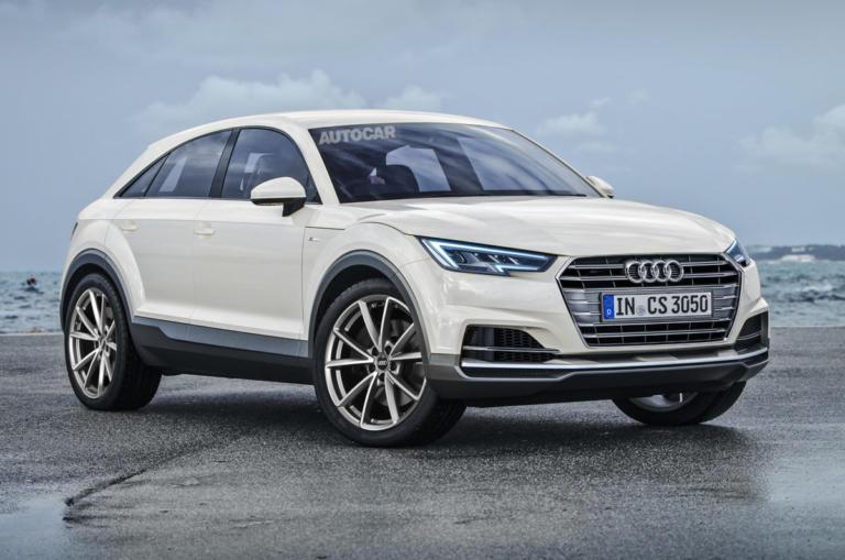 H Audi δίνει πληροφορίες για το επερχόμενο Q4 | Newsit.gr