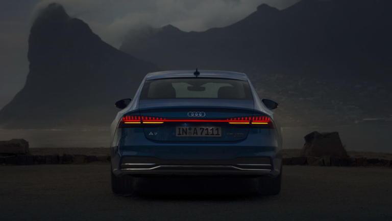 """""""Ζαλίζουν"""" τα άλογα του νέου Audi RS 7 Sportback"""