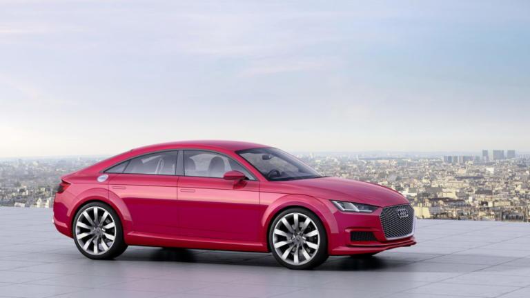 Το επόμενο Audi TT ίσως είναι τετράθυρο | Newsit.gr