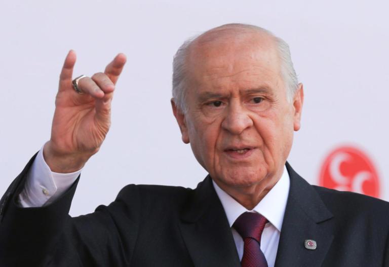 Τουρκία: Κωλοτούμπα Μπαχτσελί για τις δημοτικές εκλογές – Χωρίς δικούς του υποψηφίους, για να στηρίξει τον Ερντογάν