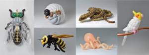 Ιάπωνας καλλιτέχνης δημιουργεί απίστευτα γλυπτά από… μπαλόνια! [pics]