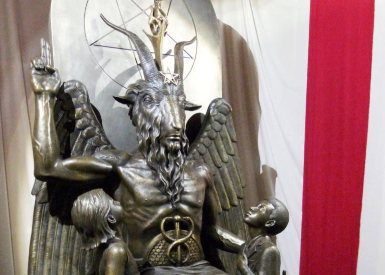 Η απίστευτη συμφωνία του Netflix με την Εκκλησία του Σατανά | Newsit.gr