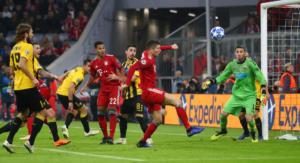Μπάγερν Μονάχου – ΑΕΚ 2-0 ΤΕΛΙΚΟ: Ο Λεβαντόφσκι «σκότωσε» την Ένωση! Τα αποτελέσματα στο Champions League