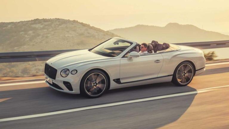 Η Bentley Continental GT χάνει τη… σκεπή της, αλλά όχι και τις επιδόσεις της! [pics]