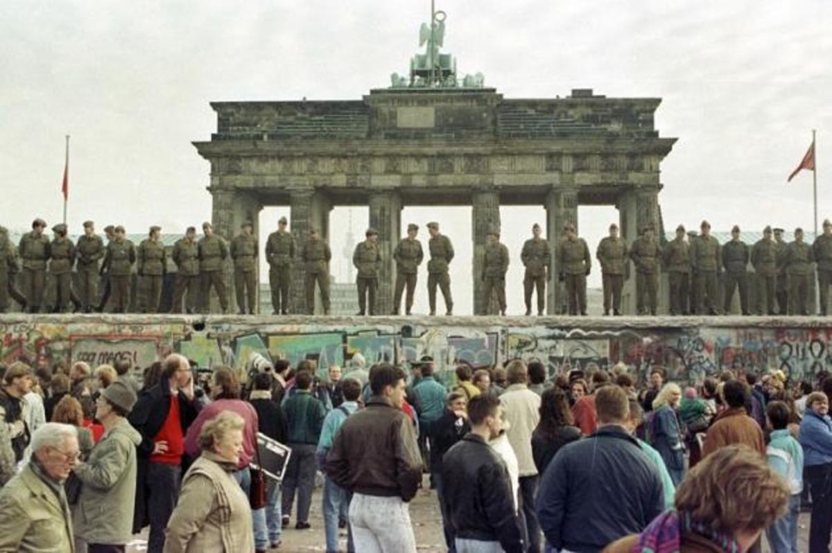 9η Νοεμβρίου: Η ημερομηνία που έχει σημαδέψει την σύγχρονη ιστορία της Γερμανίας [pics] | Newsit.gr