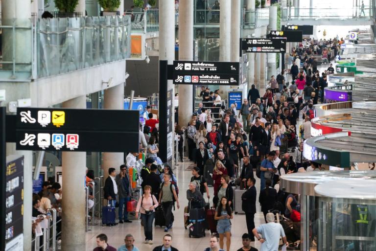 Βιομετρικός έλεγχος στους επιβάτες αεροπορικών πτήσεων! Πώς θα λειτουργεί   Newsit.gr