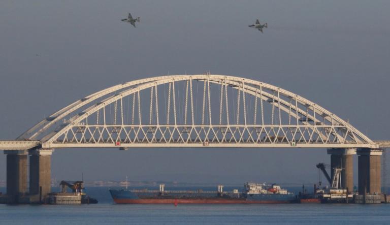 Η Ρωσία απέκοψε την πρόσβαση στην Θάλασσα του Αζόφ από την Μαύρη Θάλασσα | Newsit.gr