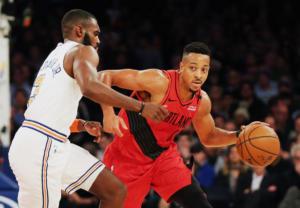 NBA: Νέα νίκη για Μπλέιζερς! Τρομερή ανατροπή από τους Γουίζαρντς – video
