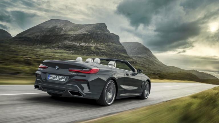 Έτοιμη και η κάμπριο έκδοση της νέας BMW Σειράς 8 [vid] | Newsit.gr