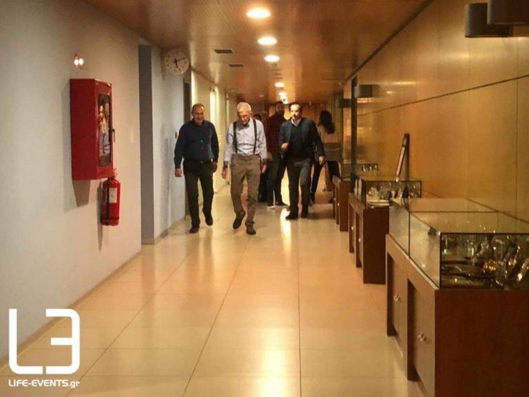 Γιάννης Μπουτάρης: «Η απόφασή μου είναι προσωπική και όχι πολιτική» – Για ποιο λόγο δε θα είναι υποψήφιος