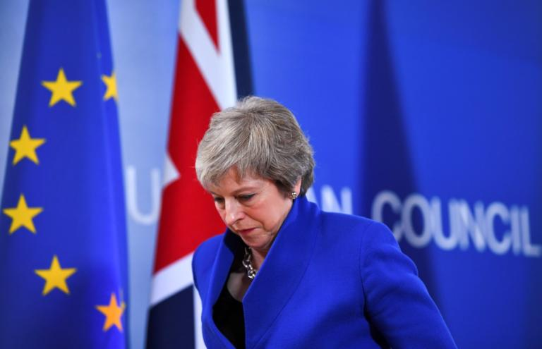 Brexit: Θέλει… ξανά διαπραγματεύσεις με την Ε.Ε η Μέι! | Newsit.gr