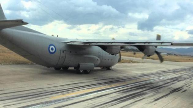 Αυτή είναι η δράση της Πολεμικής Αεροπορίας στο πλαίσιο της πολύτιμης κοινωνικής προσφοράς! [pics] | Newsit.gr