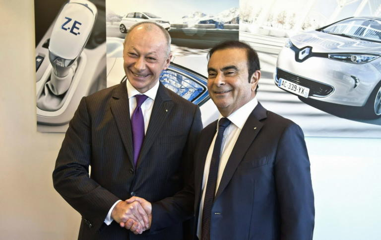 Νέος επικεφαλής στη Renault μετά την σύλληψη του Carlos Ghosn