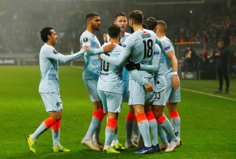 "Europa League: Η κατάσταση στον όμιλο του ΠΑΟΚ! ""Τρένο"" η Τσέλσι – video   Newsit.gr"