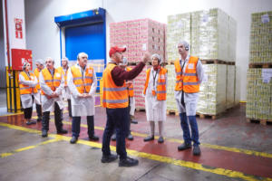 «Μέσα» στο Mega-Plant της Coca Cola Τρία Εψιλον στο Σχηματάρι με… υψηλούς προσκεκλημένους! [pics]