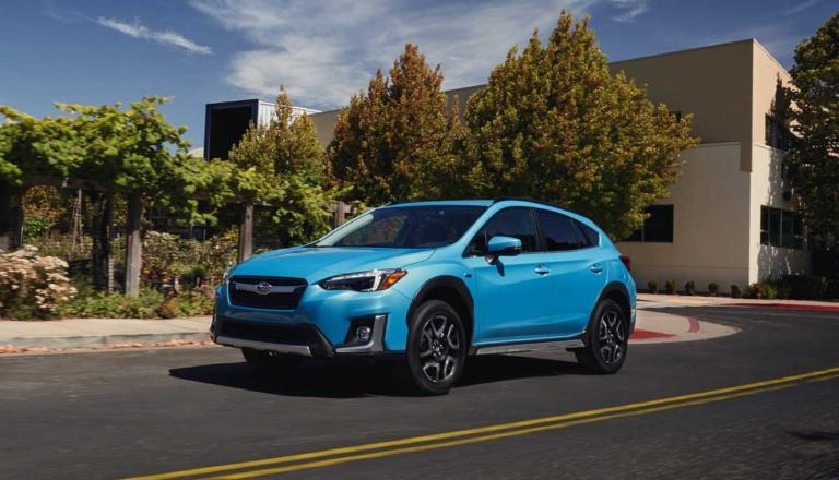 Έρχεται επαναφορτιζόμενο υβριδικό Subaru Crosstrek