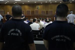 Δίκη Χρυσής Αυγής: υπόσχεση για επιτάχυνση της διαδικασίας