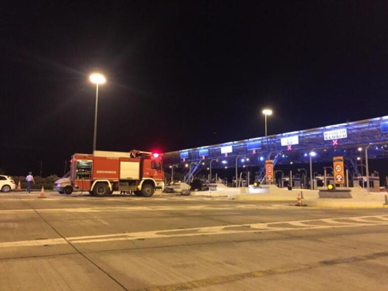 Ληστεία στα διόδια της Τραγάνας – Πήραν όμηρο την υπάλληλο! | Newsit.gr