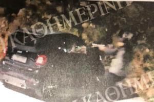Γιάννης Μακρής: Η δολοφονία σε φωτογραφίες – Αυτός είναι ο δολοφόνος