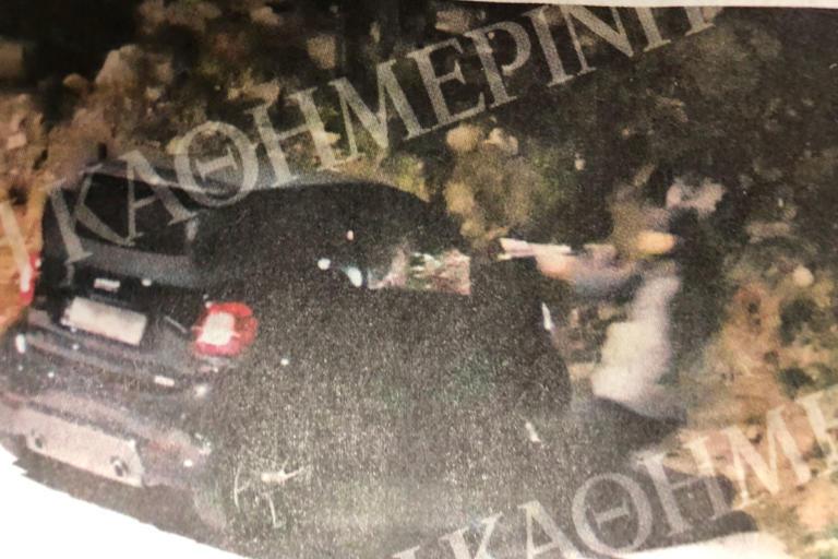Γιάννης Μακρής: Η δολοφονία σε φωτογραφίες – Αυτός είναι ο δολοφόνος   Newsit.gr