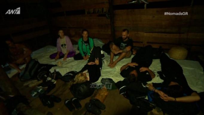 Nomads: Ο μισθοφόρος ρώτησε τον Σπαλιάρα αν έχει πάει με… | Newsit.gr