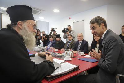 Εκκλησία Κρήτης: Συναντήσεις με πολιτικούς αρχηγούς – Κρίσιμη η αυριανή Σύνοδος στο Φανάρι | Newsit.gr