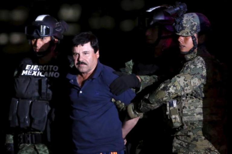 """Ένορκος """"κόπηκε"""" από την δίκη του Ελ Τσάπο επειδή… του ζήτησε αυτόγραφο!   Newsit.gr"""