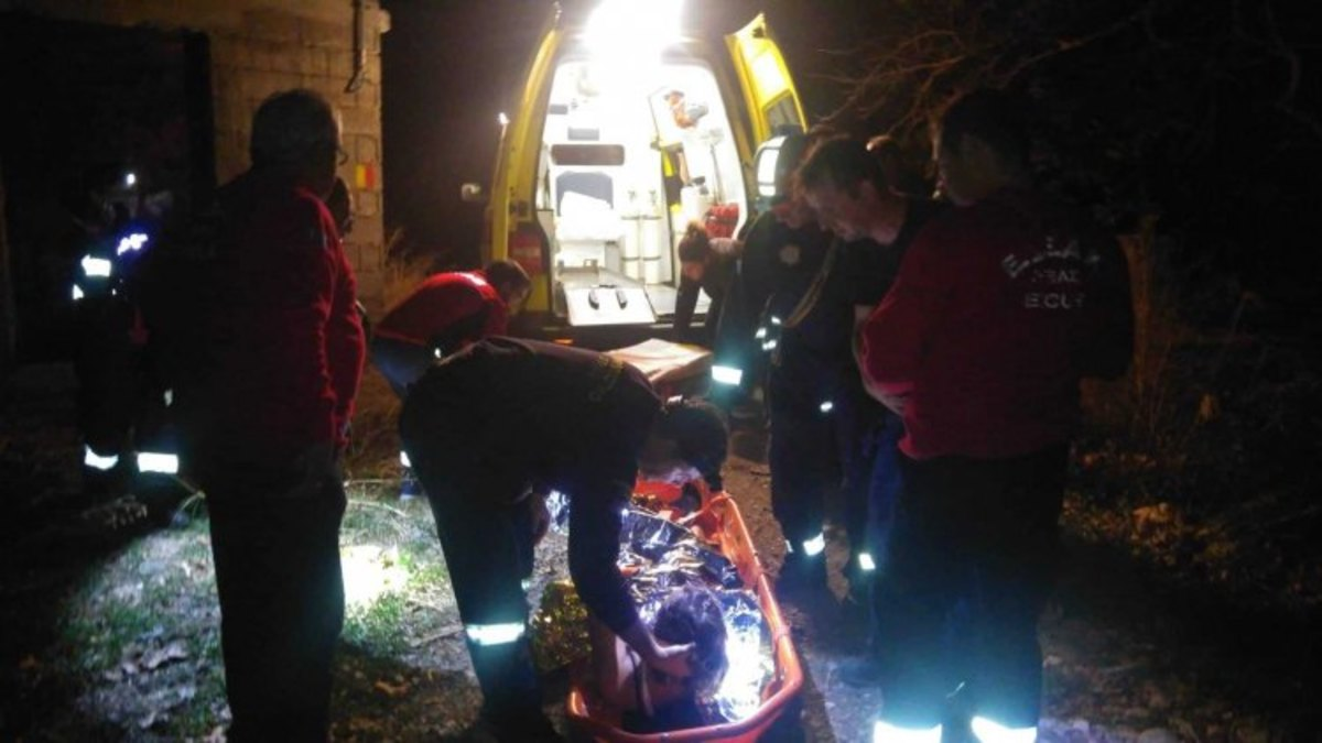 Κρήτη: Επιχείρηση διάσωσης για τραυματισμένη Γαλλίδα | Newsit.gr