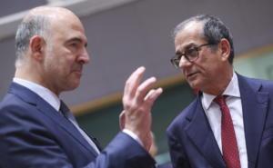Eurogroup: «Τελεσίγραφο» στην Ιταλία – Αλλαγή προϋπολογισμού ή έξοδος από το ευρώ